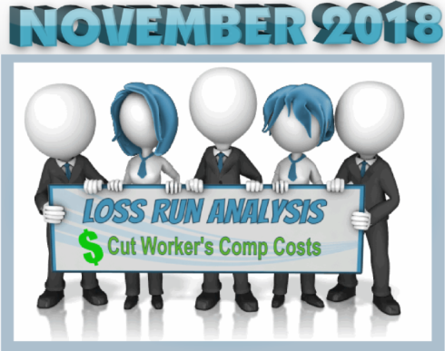 Loss Run Analysis-Cut Costs